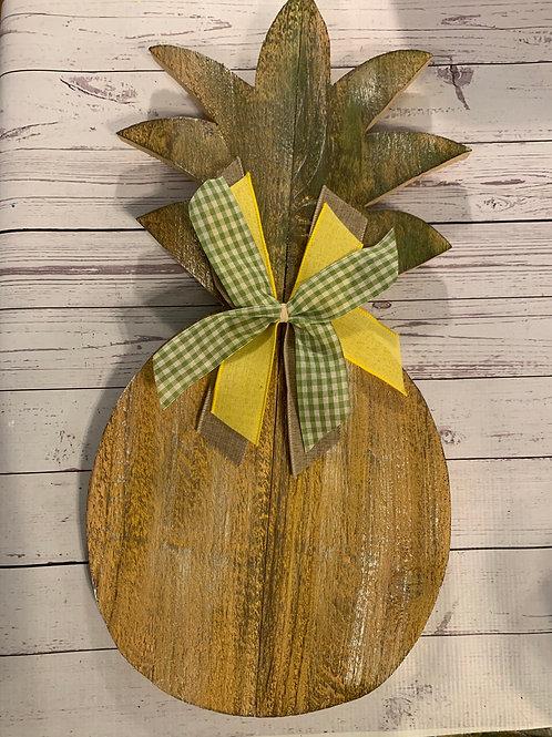Rustic Pineapple