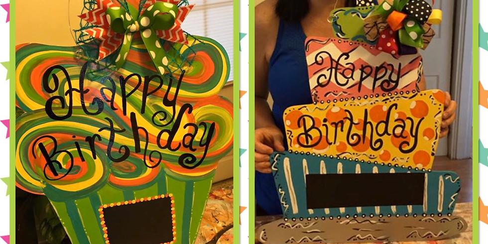 Birthday Palooza