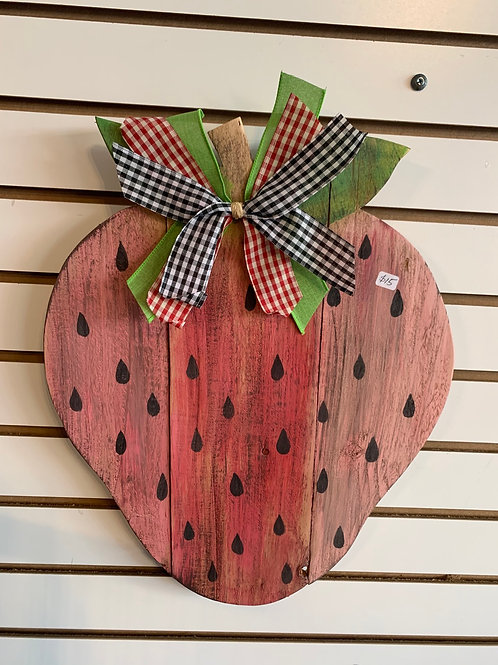Rustic Strawberry