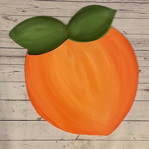 Peachy Door Hanger