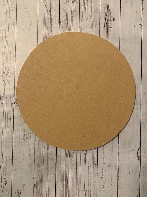 Circle PIY blank