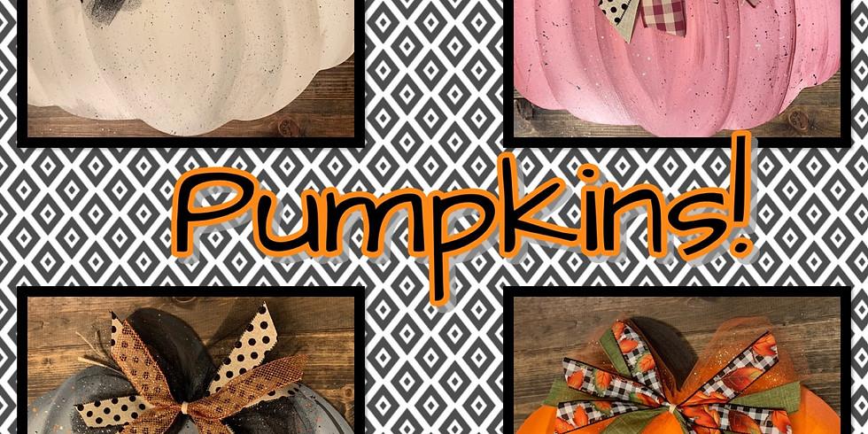 Pumpkins Palooza Oct 23