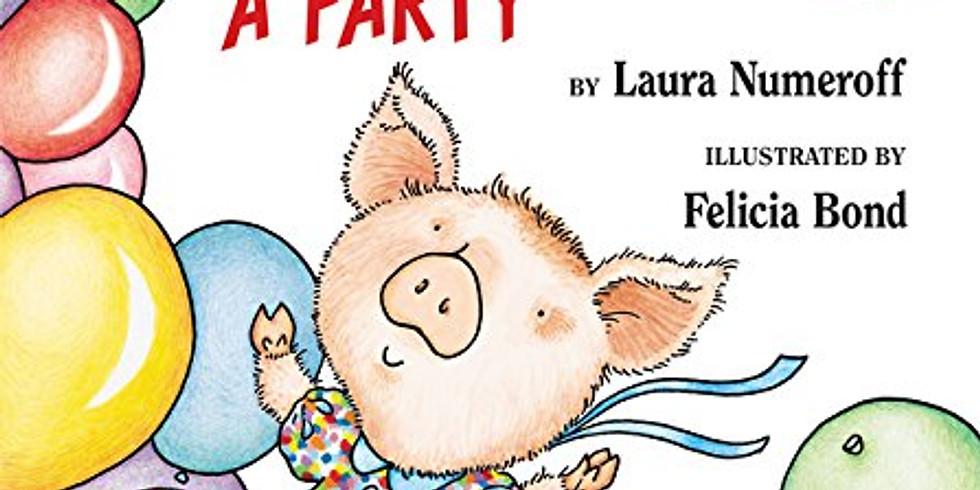 Give a Pig a Party Palooza
