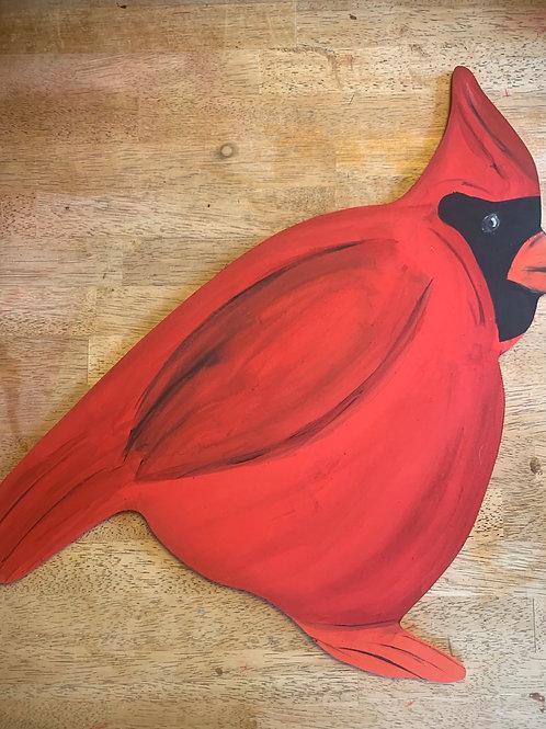 DIY Cardinal Door Hanger Kit