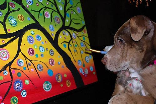 Tree of Life DIY Paint Kit