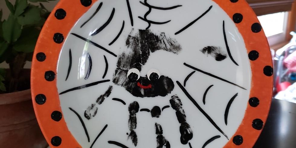 Spider Plate Palooza