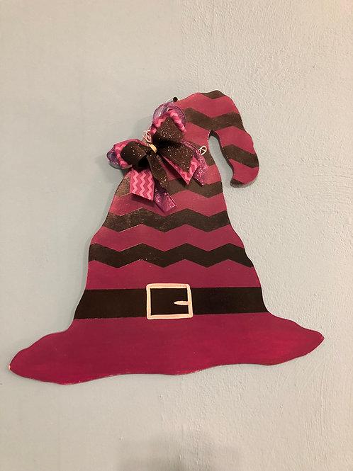 Witch Hat Door Hanger