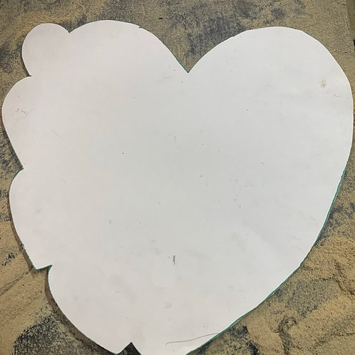 Large Heart with four small along side