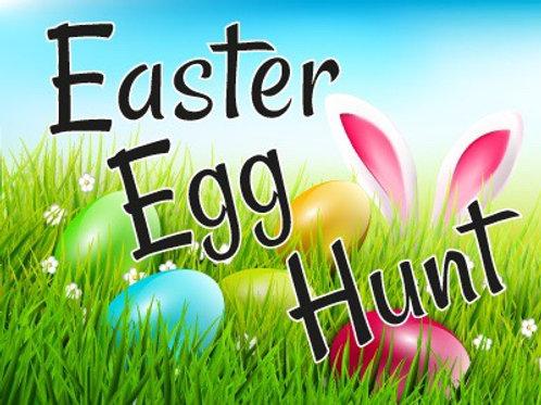 Easter Egg Blanks