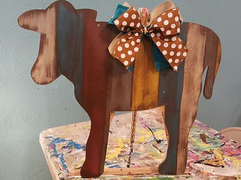 Barnyard Critters Cow