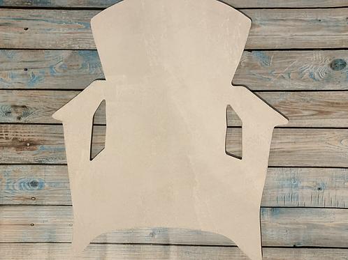 Beach Chair blank