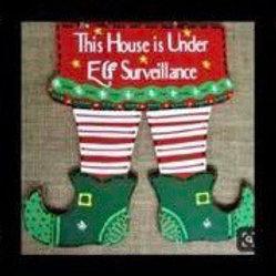 Elf Feet BLANK
