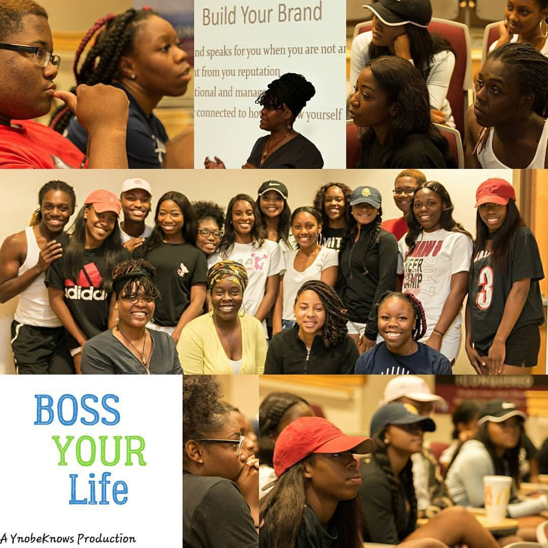 Boss Your Life Series