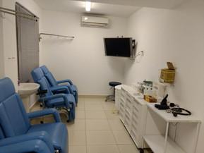 Sala de Tratamento