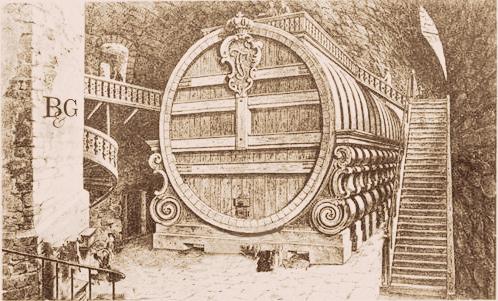 O Barril de Heidelberg - Ano 2020