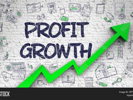 Steel mills record profit growth