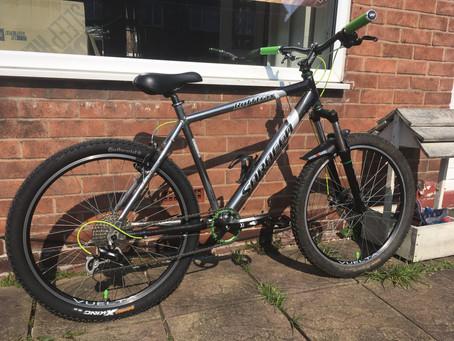 Saracen Rufftrax for sale 👨🔧 £225