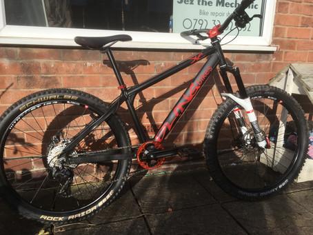 Bl!ng bikes XC got upgraded