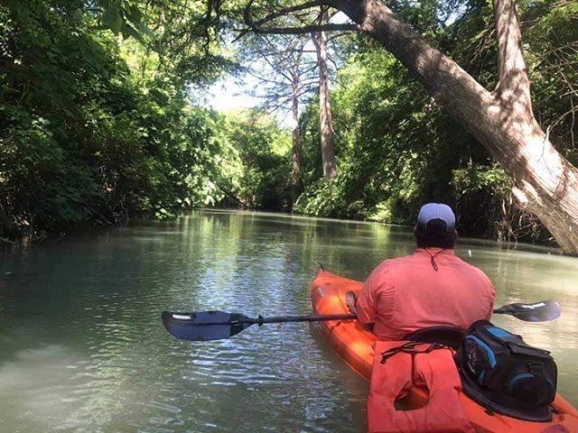 Kayaking on Lake Placid. We can deliver