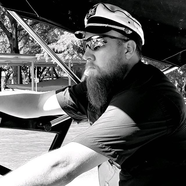 Today is Captain Chris Red Beard's Birth
