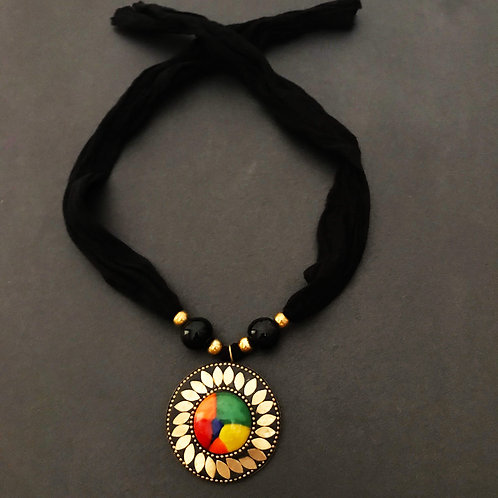 Ethnic Handcrafted Pendant Jewellery Necklace