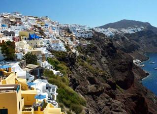 Ar verta keliauti į Santorinį?