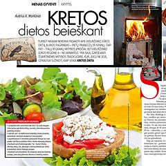 Apie Kretos salą ir MANO KRETĄ lietuvių kalba | MANO KRETA