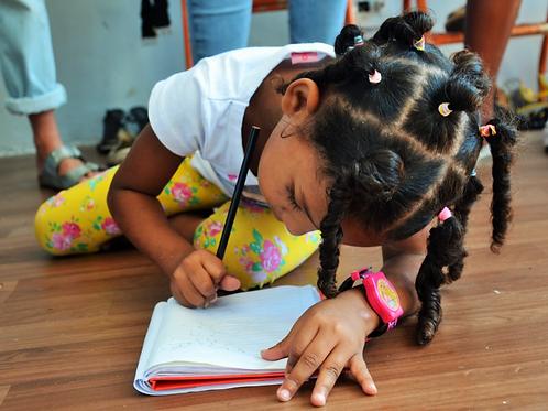 5 Kits Escolar :: Gamboa Ação - Bianca