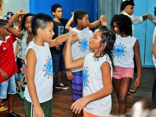 Vestuário I Uniforme para atividades :: Gamboa Ação - Cris