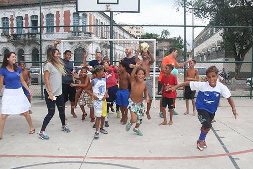Futebol | Tenis :: Gamboa Ação