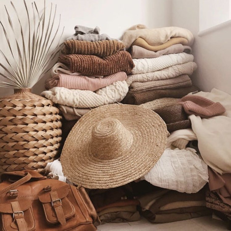 How To Plan Your Closet Sustainably?