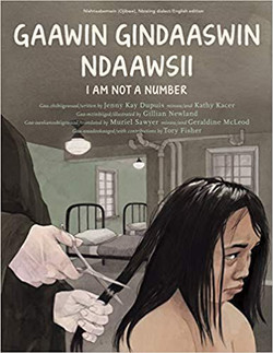 book cover_I am not a number