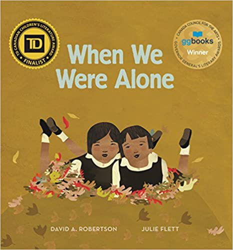 book cover_when we were alone