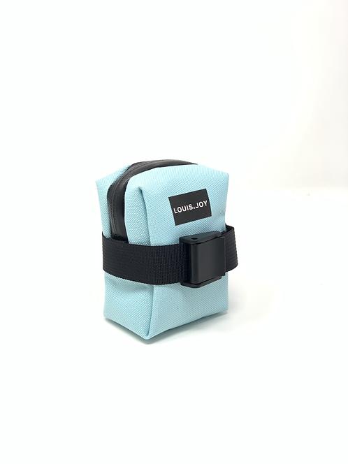 Aqua Saddle Bag