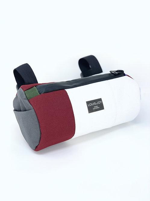 Tri-Panel Handlebar Bag
