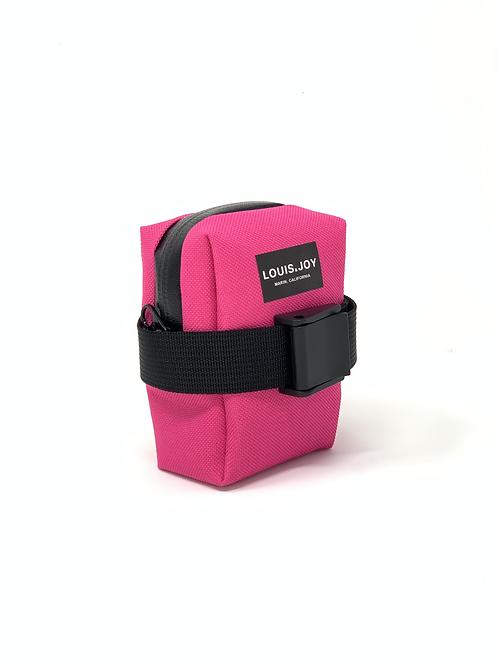 Hot Pink Saddle Bag