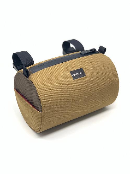 Mocha/Brown Handlebar Bag