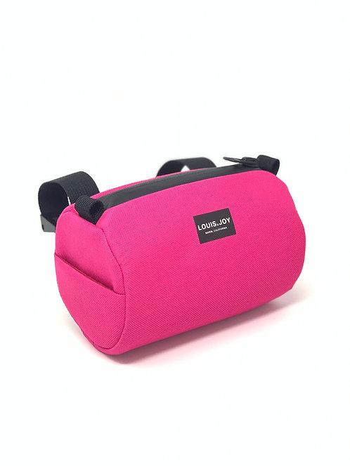 Hot Pink Handlebar Bag