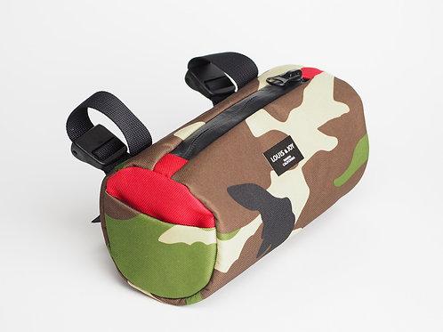 Two Tone Handlebar Bag