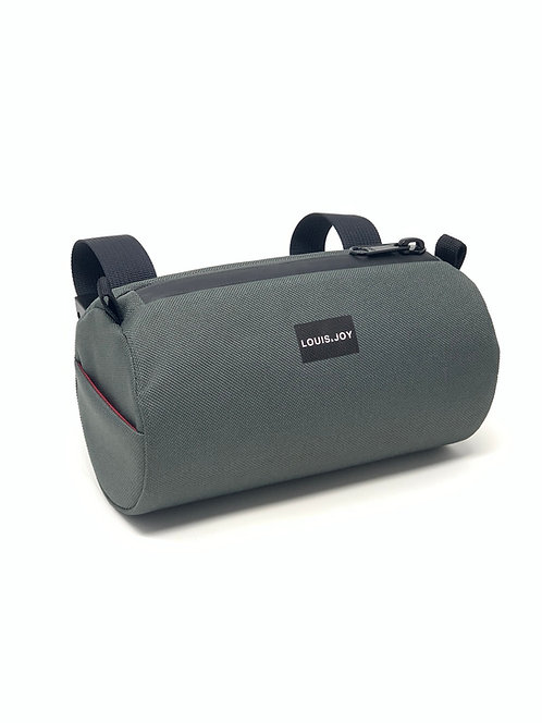 Charcoal Handlebar Bag