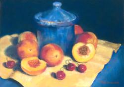 Peaches & Pottery