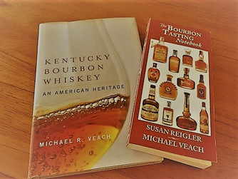 Dinner with Michael Veach- Bourbon's favorite historian.