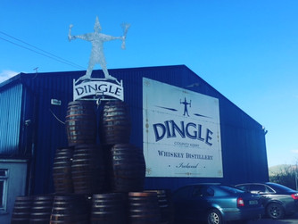 Dingle Distillery. The forefront of the Irish Whiskey Revolution!