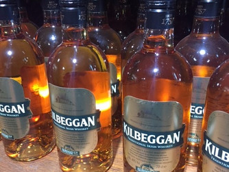 Kilbeggan/Cooley. Beam Suntory's piece of Irish whiskey.
