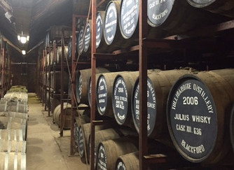 Tullibardine. They're growing, so what can their French owners do to make them stand out?
