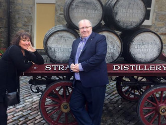 Ultimate dram and whisk(e)y tours with McLean Scotland.