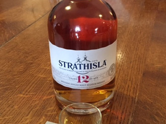 Strathisla. Aberlour sister and Chivas blend house.