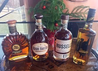 Wild Turkey. Campari's big hitter for Bourbon and Rye.