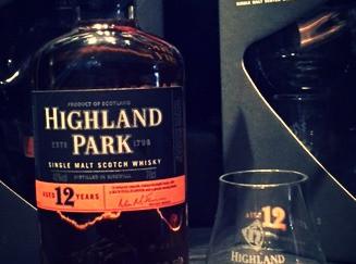 Highland Park. Deserving of it's many awards!