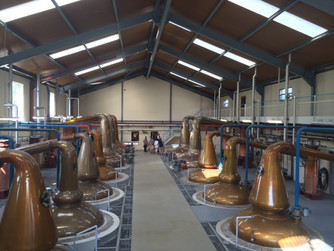 Glenfiddich. #1 Single Malt in the world and still looking to the future.
